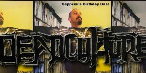 Deadly Buda's Seppuku's Birthday Bash DJ Mix